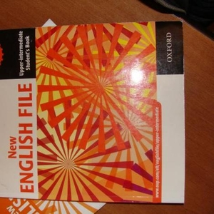 New English File(Upper-intermediate). Student's book,  Work book with k