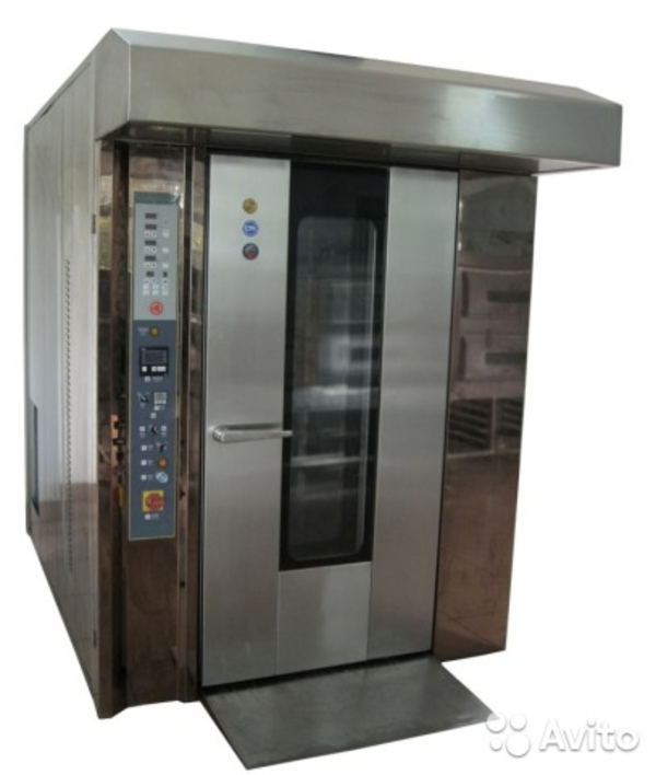 Ротационная печь ТС9 загрузкой на 220 хлеба в Семее