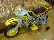 продам детский мотоцикл за 10.000 тенге