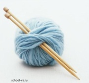 школа вязания спицами